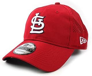 NEW ERA (ニューエラ) ダッドハット メッシュキャップ 9TWENTY MLB ナショナルリーグ