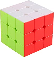 Yeti Project 3x3x3 Cubic Fast and Smooth Magic speed Cube puzzle Stickerless, Best for Practicing and Contests