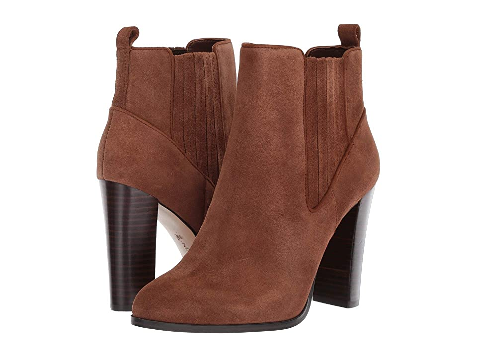 Nine West Crimson (Brown Suede) Women