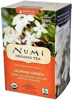 Numi Tea Jasmine Mkn Green Tea (6x18 Bag)
