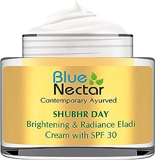 Blue Nectar Brightening & Radiance Eladi Cream with SPF 30 (Women, 50 g)