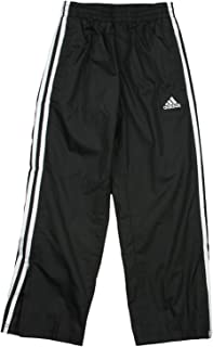 adidas Big Boys Core Revolution Track Pants - Black