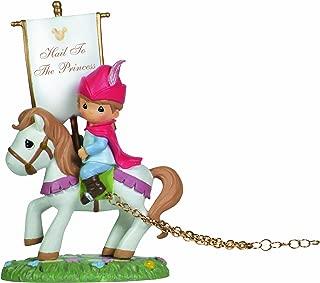 Precious Moments, Disney Showcase Collection,  Hail To The Princess, Disney Birthday Parade, Resin Figurine, 104402