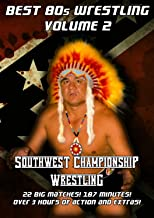 Pro Wrestling Best Of The 80's Southwest Volume 2