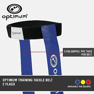 OPTIMUM Touch RUGBY 钓具标签皮带和2旗