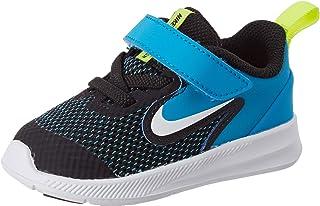 Nike Unisex-Child Kids Downshifter 9 Toddler Velcro Running Shoe