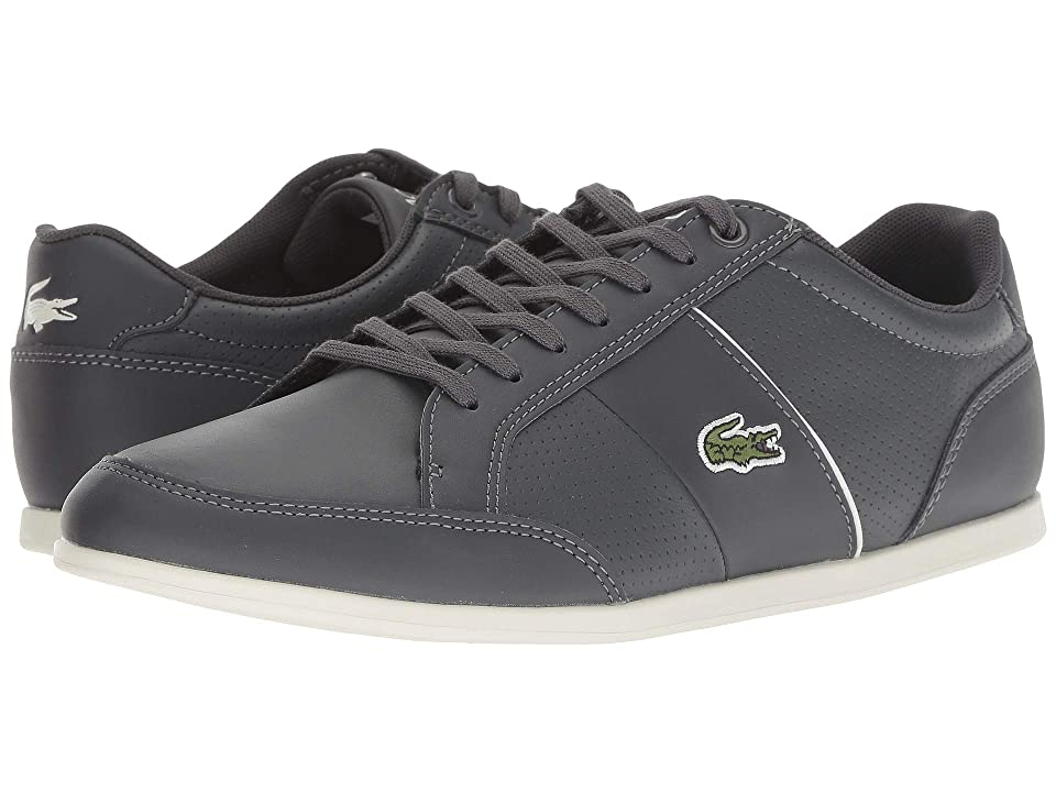 Lacoste Seforra 318 2 P CAW (Dark Grey/Off-White) Women