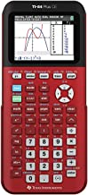 $139 » Texas Instruments TI-84 Plus CE Radical Red Graphing Calculator