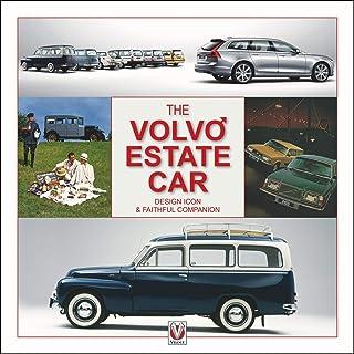 The Volvo Estate Car: Design Icon and Faithful Companion