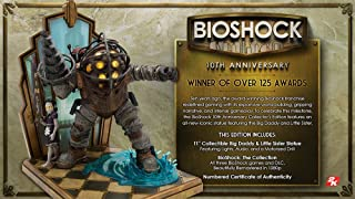 bioshock 10th anniversary collector's edition statue