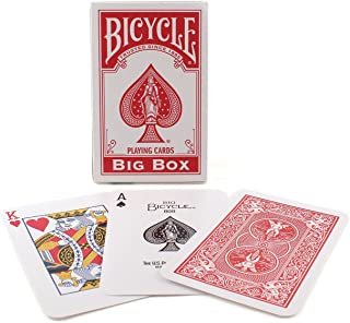 Bicycle Big Box Playing Cards