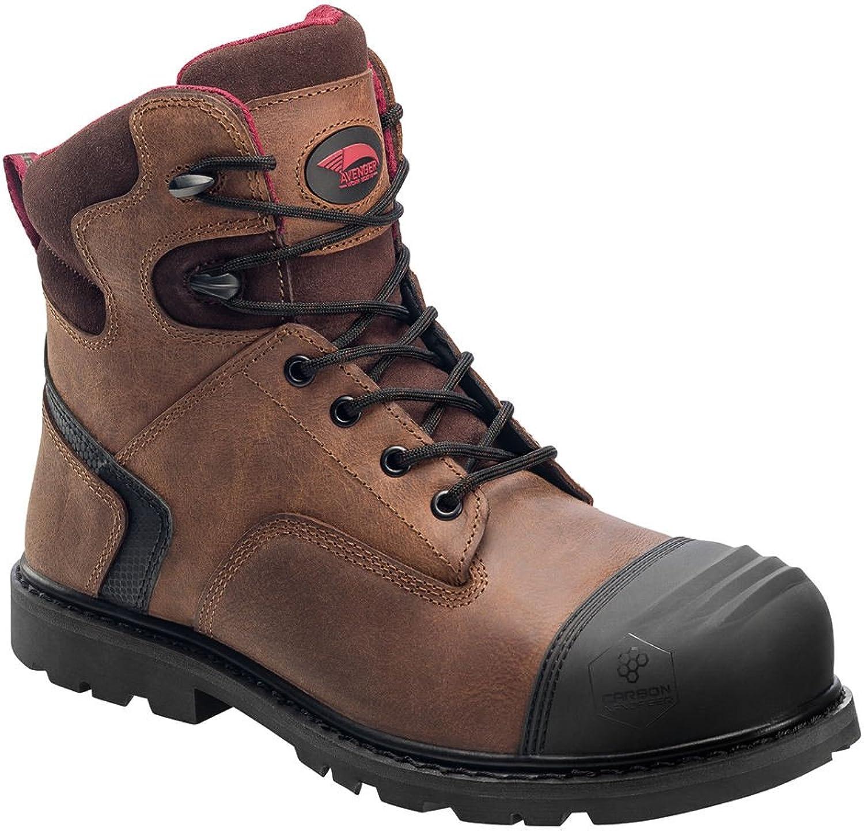 Avenger 7542 Men's comp Toe eh Slip Resistant - Footwear  Men's Footwear  Men's