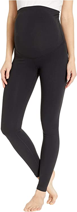 bf09d7b7a2cce Plush Maternity Fleece-Lined Matte Spandex Leggings at Zappos.com