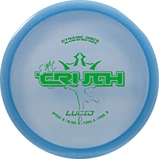 Dynamic Discs Lucid EMAC Truth Disc Golf Midrange | 170g Plus | Stable Frisbee Golf Midrange | Stamp Color Will Vary
