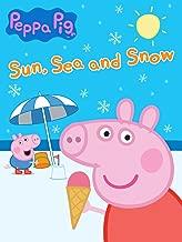 Peppa Pig - Sun Sea and Snow
