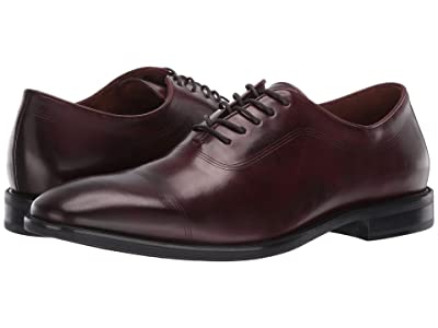 Kenneth Cole New York Ticketpod Lace-Up B (Bordeaux) Men