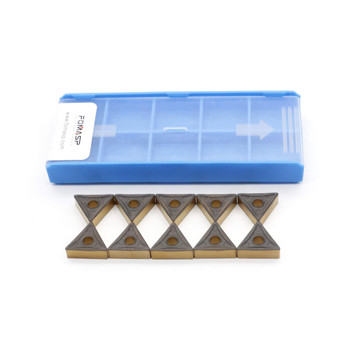 FomaSP Fort Worth Mall TNMG332 TNMG160408-PM of CNC Inserts for Selling rankings Steel Carbide