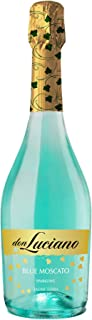 Don Luciano Blue Moscato Vino Espumoso - 6 x 750 ml - Total