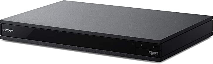 Sony UBP-X800M2 4K UHD Home Theater Streaming Blu-Ray Disc Player (UBPX800M2), Black