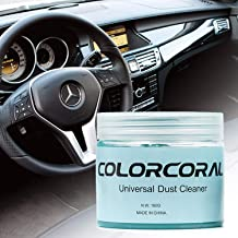 Keyboard Cleaner Universal Cleaning Gel 160g for PC Tablet Laptop Keyboards, Car Vents, Cameras, Printers, Calculators Provided by ColorCoral