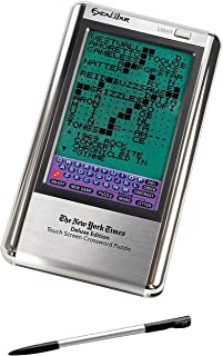Excalibur NY21 The New York Times Deluxe Touch Screen Crosswords