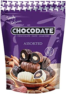 Chocodate Exclusive Assorted - 250 gm