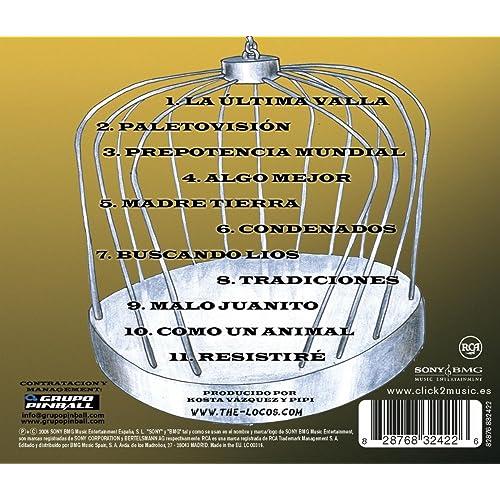 Jaula De Grillos de The Locos en Amazon Music - Amazon.es