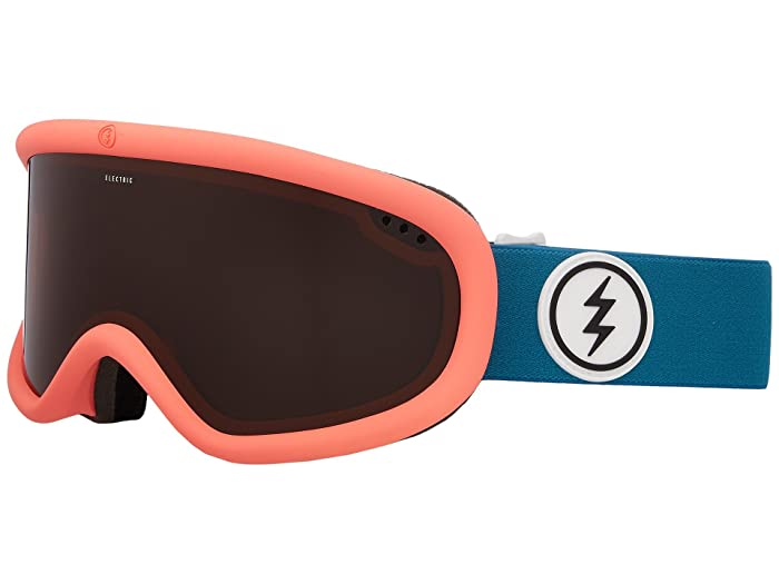 Charger  Shoes (Pink Palms/Brose Lens) Goggles