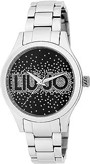 Orologio Donna Rainfall Nero Silver Liu Jo Luxury
