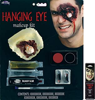 Potomac Banks Eye Cover Appliance Makeup Kit (Hanging Eye) with Free Pack of Makeup