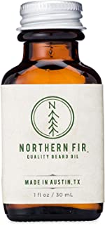 Sponsored Ad - Northern Fir Beard Oil  - All Natural Leave in Conditioner with Argan and Jojoba Oils - Softens and Promote...