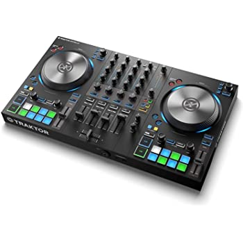 Native Instruments Traktor Kontrol S3 4-Channel, 4 DJ Controller (26660)