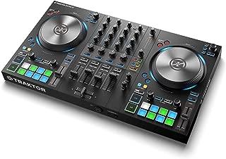 ネイティブインストゥルメンツ DJ用コントローラーNative Instruments TRAKTOR KONTROL S3 TRAKTORKONTROLS3