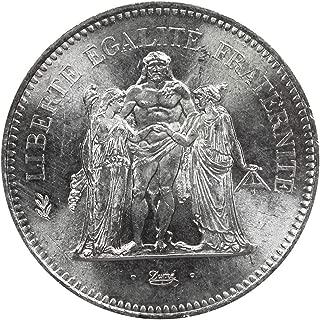 1977 50 francs