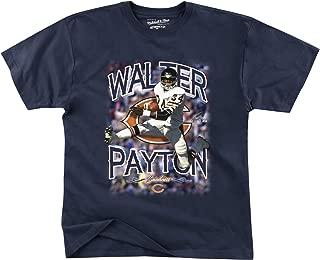 walter payton sweetness t shirt
