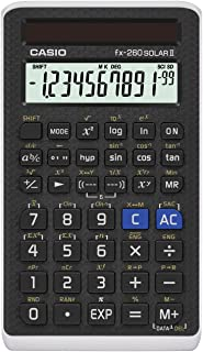 Casio Scientific Calculator Black, 3
