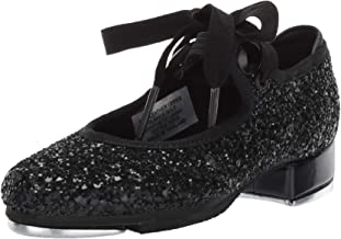 Bloch Dance Girls' Glitter Tap Sparkle Tap Shoe
