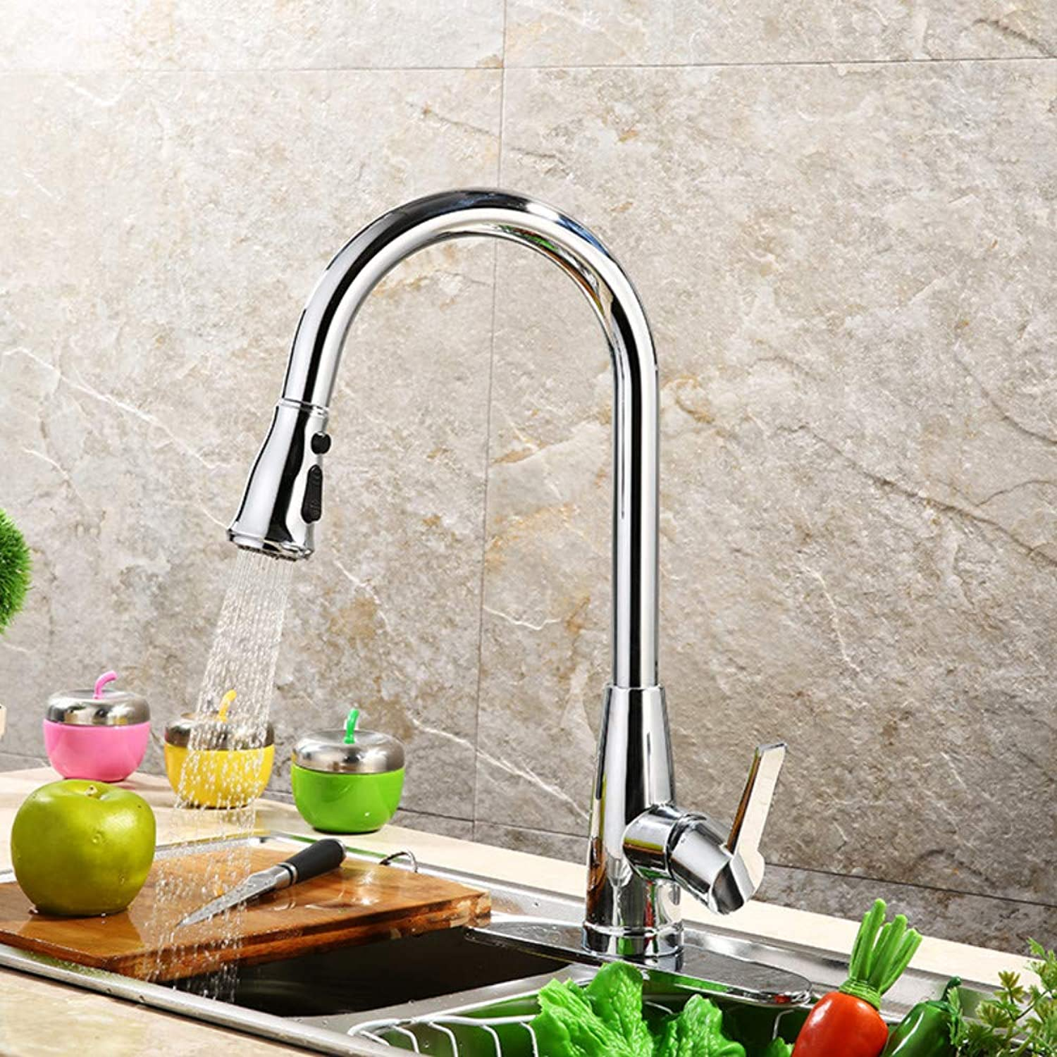 redOOY Taps Faucet Sink Faucet Into The Wall Bathroom Kitchen Mixer Faucet Kitchen Hot And Cold Faucet