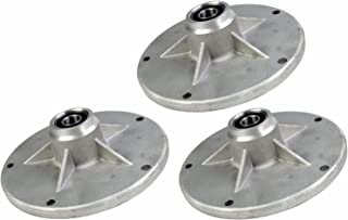 Erie Tools Three (3) Pack Lawn Mower Jackshaft Housing Spindle Assembly Replaces Murray 20551 24384 24385 492574 492574MA 90905 92574