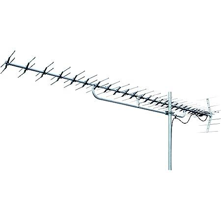マスプロ電工 4段導波器UHFアンテナ 30素子 受信チャンネルch.13~34 LS306TMH
