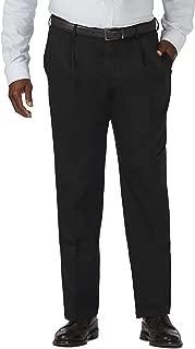 Men's Big & Tall Work to Weekend Hidden Expandable-Waist Pleat-Front Pant