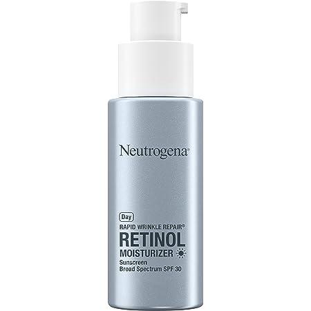 Neutrogena Rapid Wrinkle Repair Anti Ageing Day Moisturizer For Face With Retinol SPF 30, 29ml