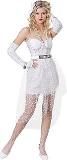Women's Like a Virgin Popstar Costume