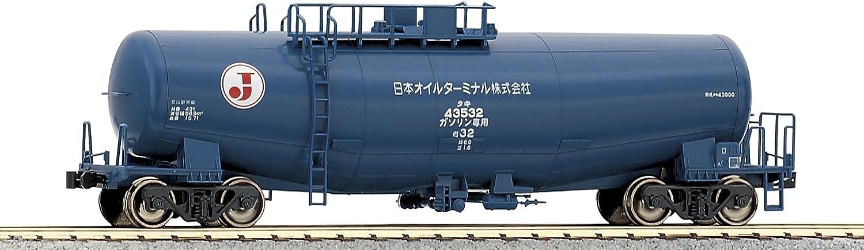 KATO HO gauge Taki 43000 bluee 1816 model railroad freight car