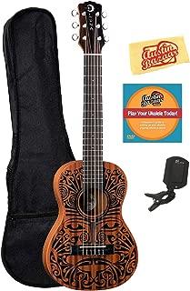 Best luna 8 string ukulele Reviews