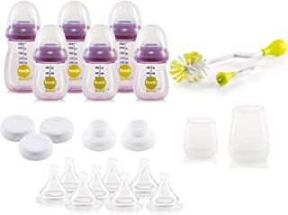 Joovy Boob PP Baby Bottle Gift Set, Purpleness