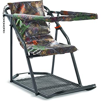 Guide Gear 18/' Ultra Comfort Ladder Tree Stand