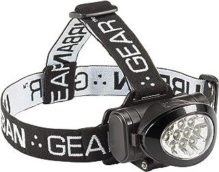 Urban Gear LED Headlamp Flashlight Super Bright Head Lamp for Running, Camping, Hiking, Climbing, Fishing, Hunting, Joggin...