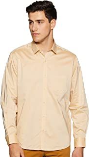 Only Vimal Men's Plain Regular Fit Cotton Casual Shirt