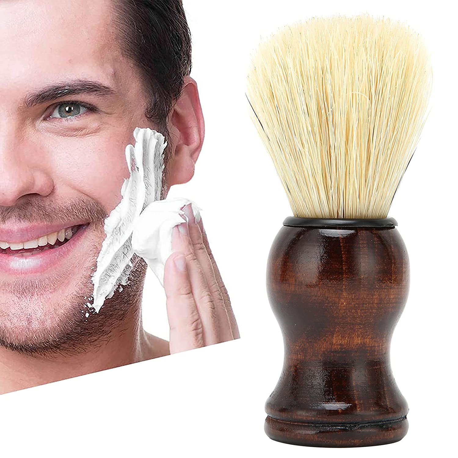 Hair Shaving Brush low-pricing Lightweight High Raleigh Mall Hai Efficiency Professional